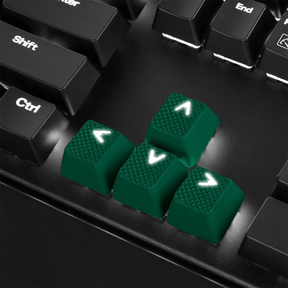 Mechanical Rubber Keyset (24)