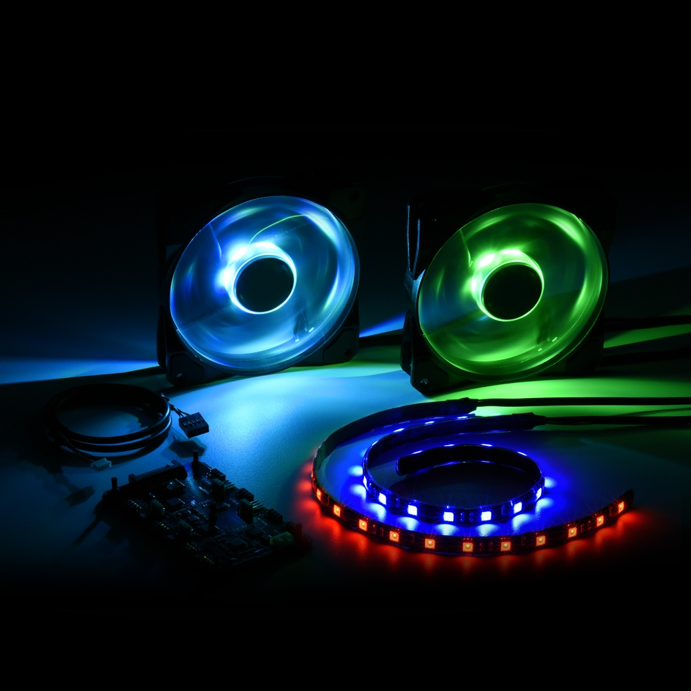 Sharkoon - Pacelight RGB LED Strip S1