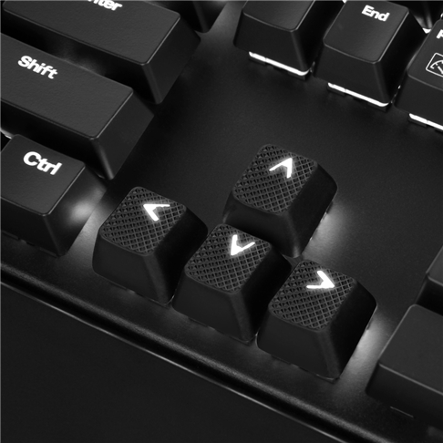 Mechanical Rubber Keyset (19)