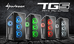 Sharkoon TG5 ATX PC Case